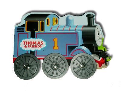 Buku 3D Thomas and Friends, dijamin lucu d