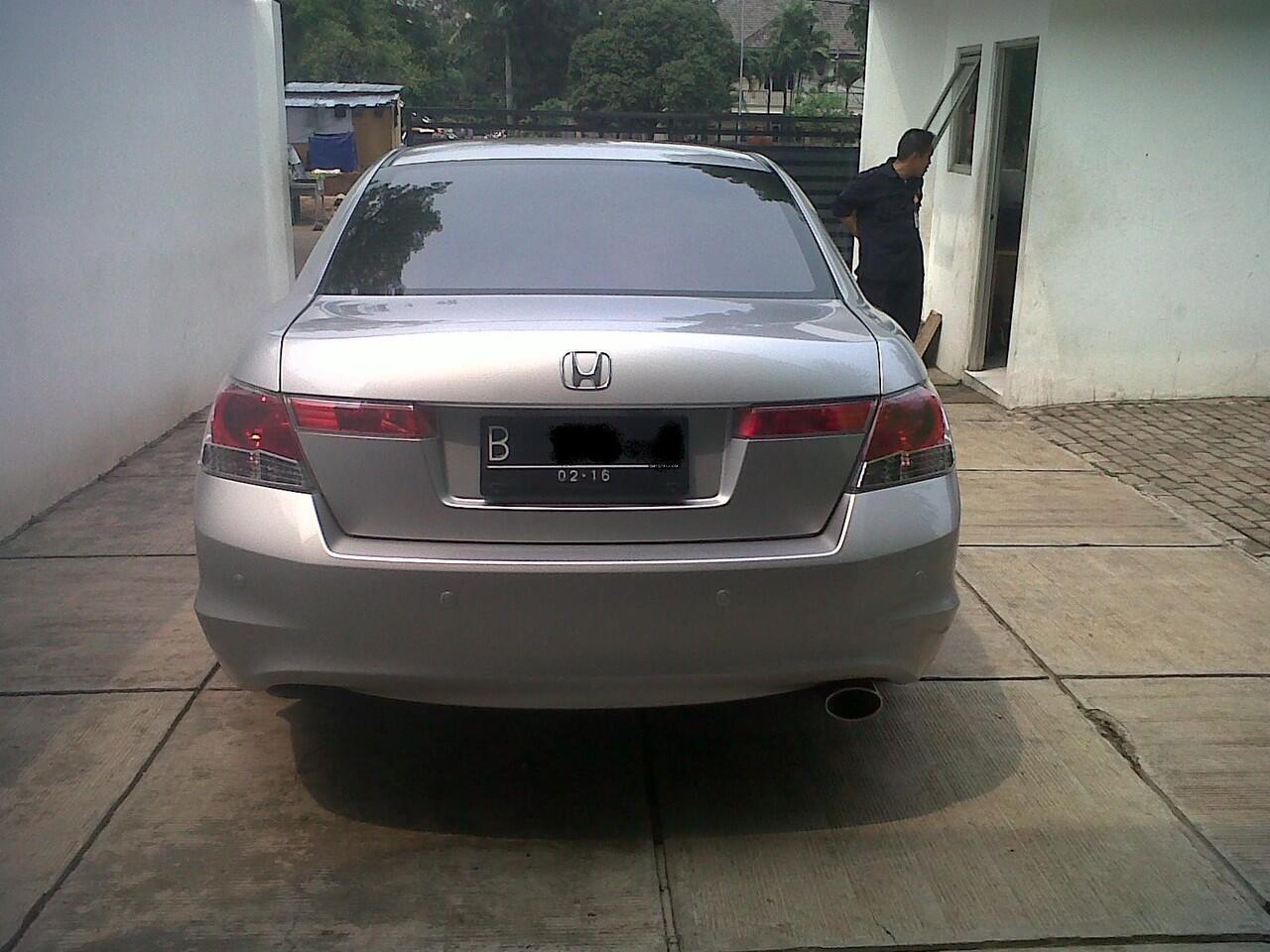 Honda Accord CP2 2.4
