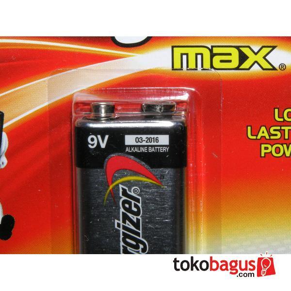 Batere Kotak Energizer 9 V New Murah....