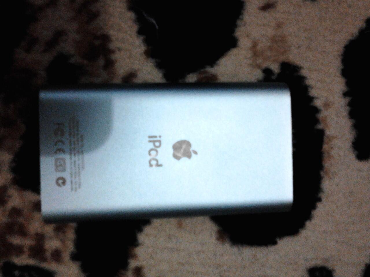 IPOD MINI 2ND GEN 4GB BLUE NORMAL