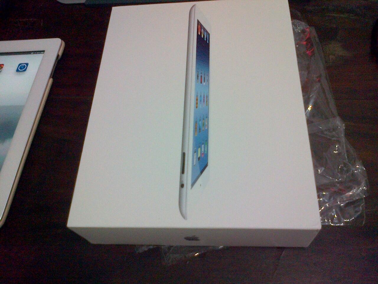 WTS New iPad / iPad 3 White 16 GB