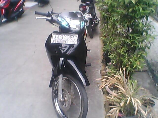 Motor Honda Karisma 125 D Tahun 2004