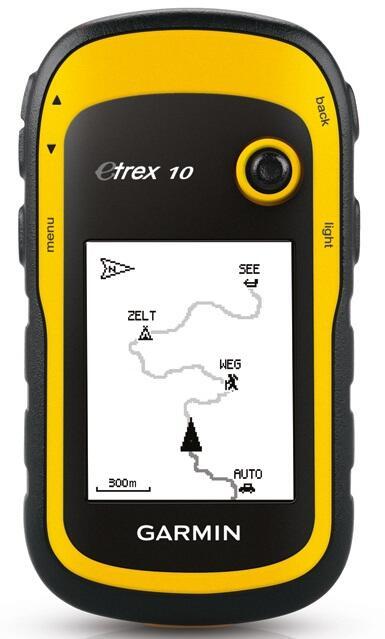 GPS Etrex 10 Garmin