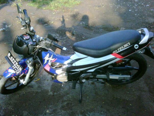 suzuki RK cool 2003 khusus yang cari motor bagus, lokasi bogor