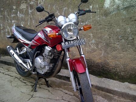 Yamaha Scorpio Z CW