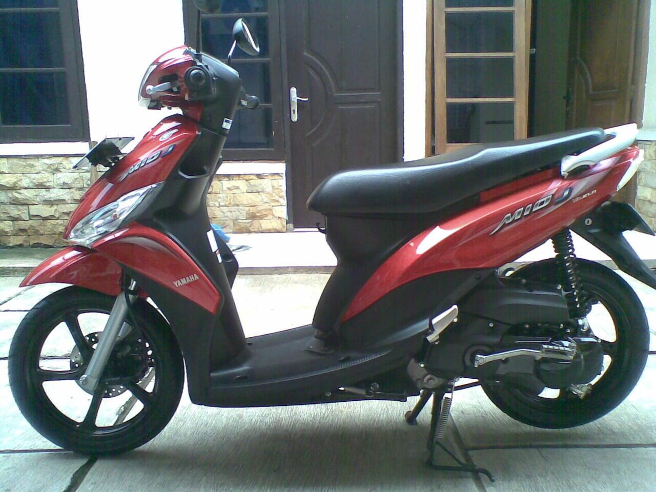 Jual Mio J Bulan 5 2012