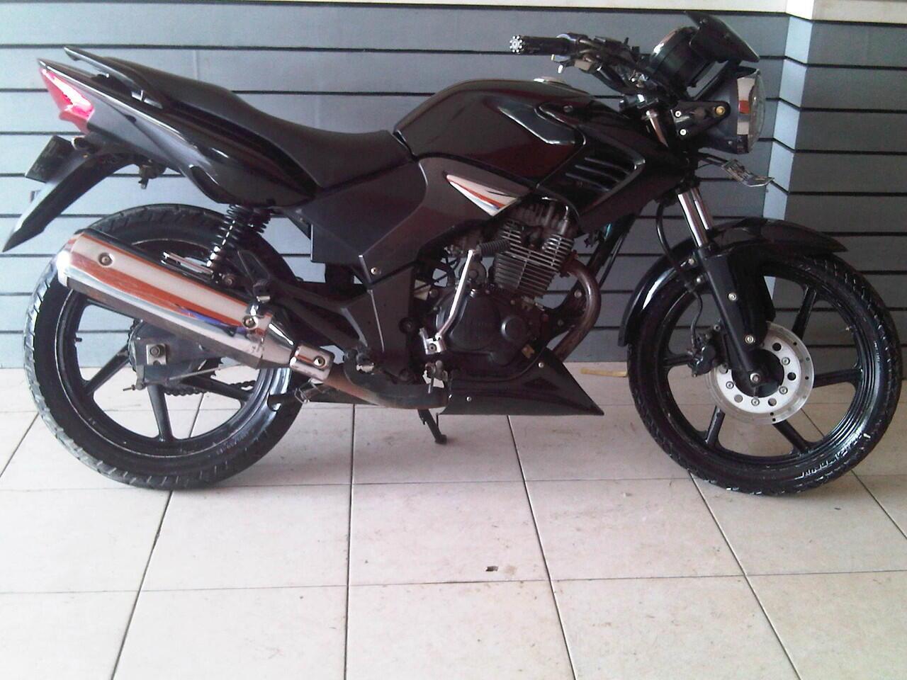 WTS : Honda Tiger CW 2006 [Lampung]