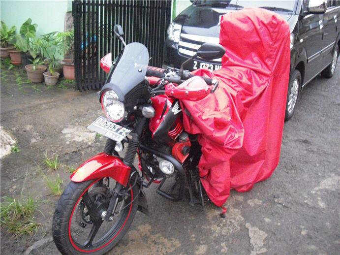 ::Cover Selimut Sarung Motor Sport / Touring / Full Fairing / Bebek /Matic/Full Box::