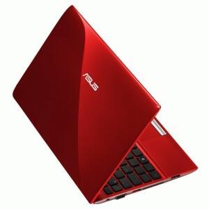 ASUS EEEPC 1015CX-RED008W N2600 CedarTrail DC 1.6Ghz 2GB 320GB Intel GMA3600 10.1 DOS