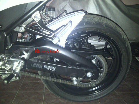 part modifikasi ninja 250 FI