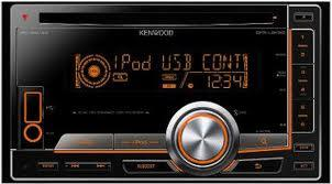 Head Unit Kenwood DPX-U5120 Murah Mulus
