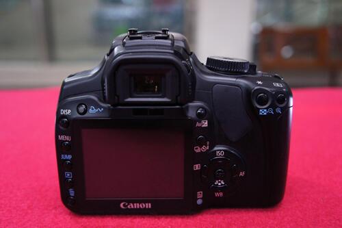 [KLIKcamera] CAMERA CANON SLR EOS400D+KIT LENS 18-55 EX DS