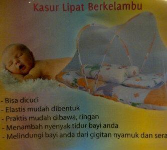 JUAL KASUR BAYI PRAKTIS - MURAH !!