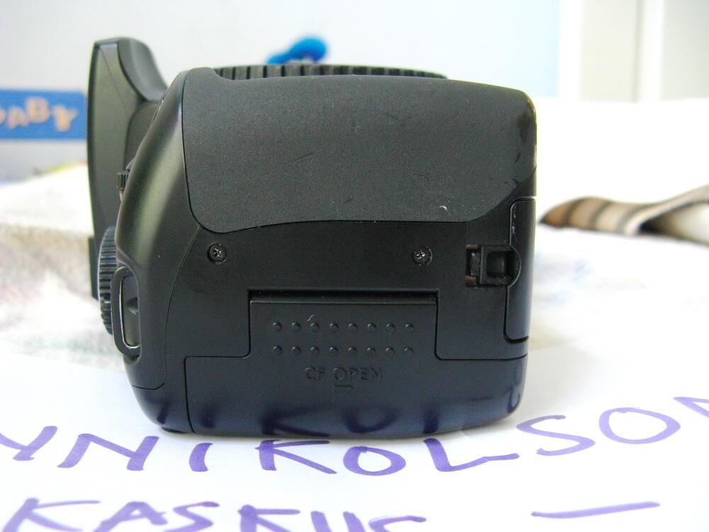 Kamera CANON EOS 400D ex DS mulus, komplit, silakan dipinang :)