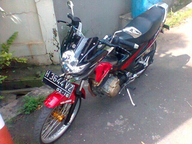 Terjual Jual Oper Kredit Satria Fu 2011 Semarang Kaskus