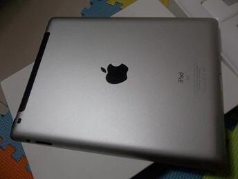 IPad 3 (New iPad) 64gb Wifi + Cellular, White 98% Mulus & Fullset (Bandung)