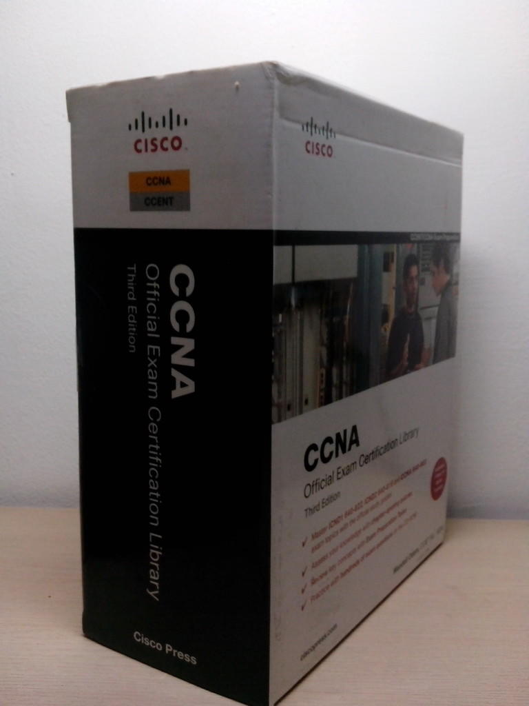 WTS --- CCNA Official Exam Certification Guide