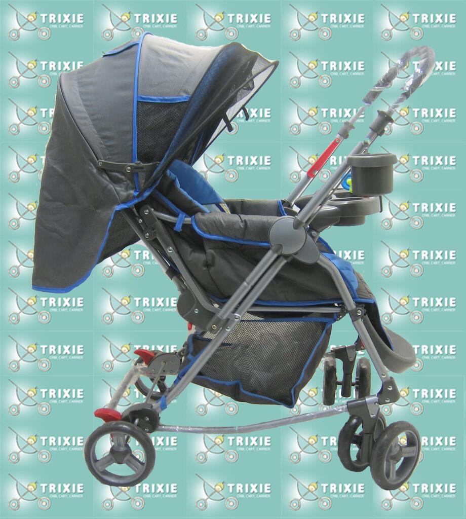Baby Stroller kereta bayi PLIKO GRANDE SERIES