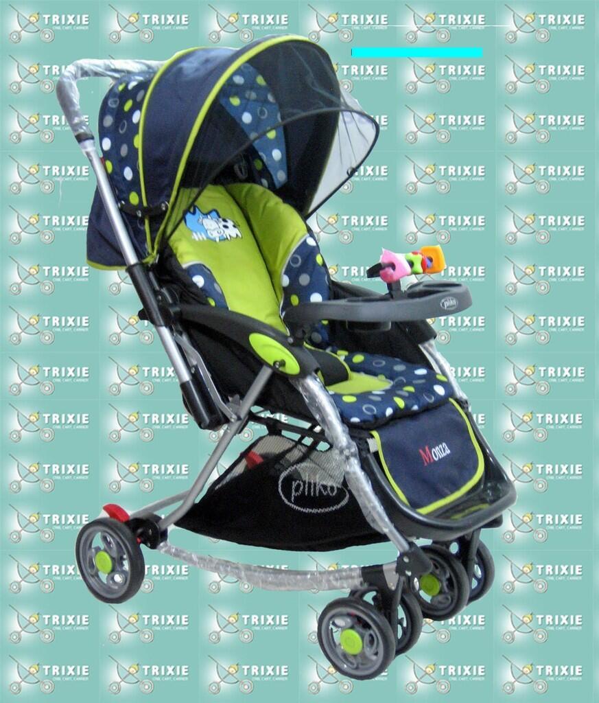 Baby Stroller kereta bayi PLIKO MONZA