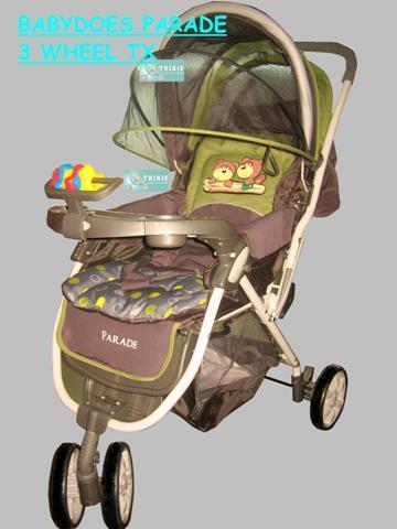 BABY STROLLER KERETA BAYI BABY DOES PARADE