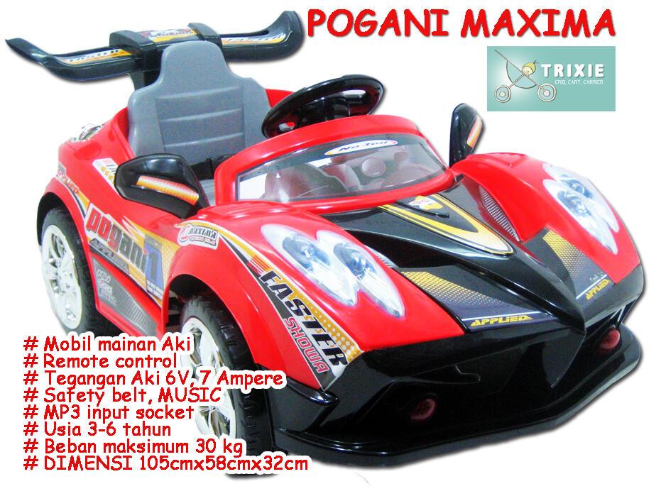 Terjual Mainan Mobil Mobilan Anak Anak Aki Pogani Maxima Kaskus
