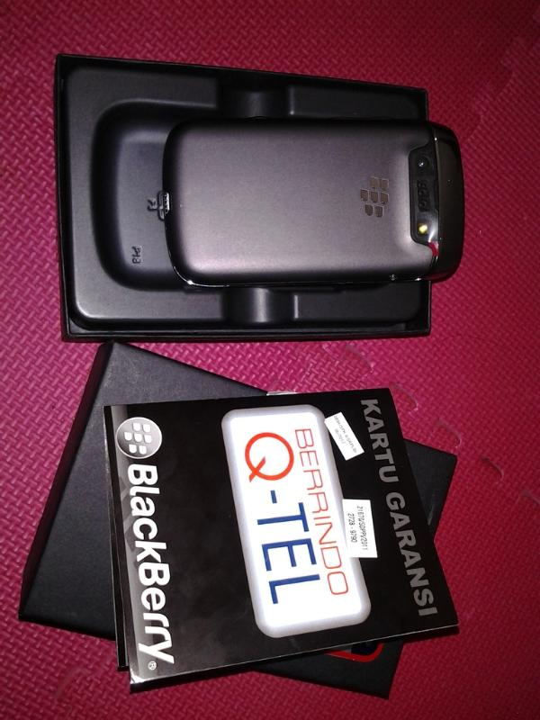 BLACKBERRY BOLD 9790/BELLAGIO/ONYX 3 GARANSI BERRINDO Q-TEL