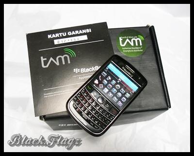 Blackberry Bold 9650 Essex Ex-TAM ( Bandung )