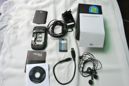 WTS BLACKBERRY CURVE 9300 3G aka KEPLER (BANDUNG)