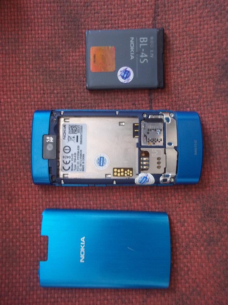 Nokia X3-02 jual bosen
