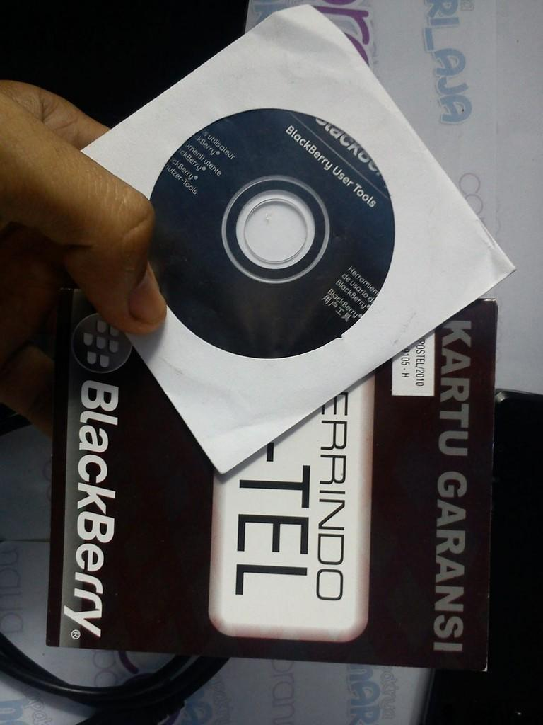 Blackberry Pearl 3G (9105) 2nd - Malang