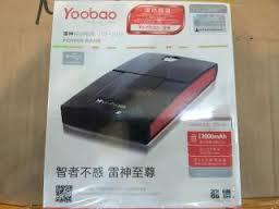 YOOBAO Thunder power bank, Model: YB651