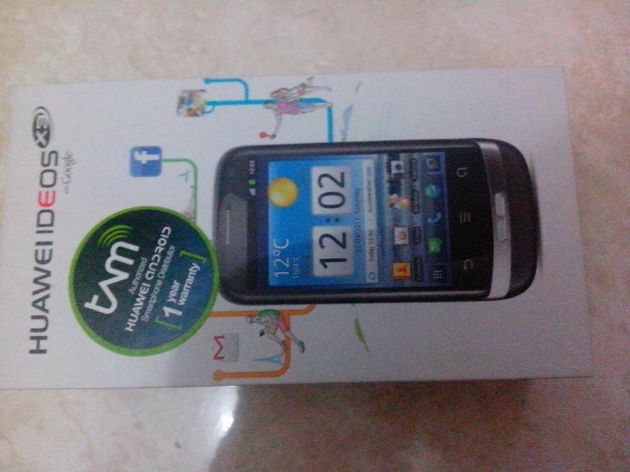Huawei Ideos X3 2nd murah, masih mulus banget[Bandung]
