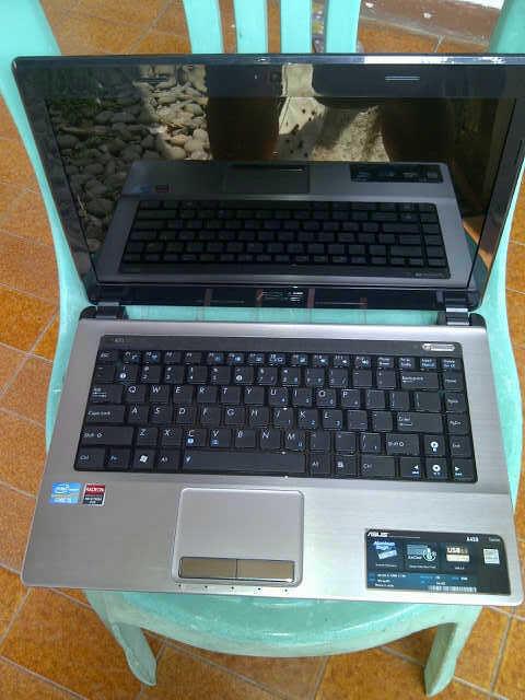 ASUS A43SA VX023D CORE I5 2430M 4GB|640GB|ATI RADEON 6730 2GB
