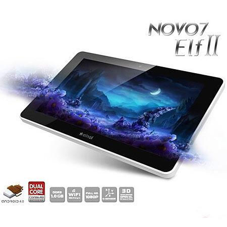 Tablet Ainol Novo Elf 2 | Fullset | Mulus | Bonus kabel HDMI & OTG