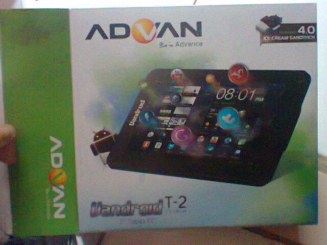 wts tablet advan vandroid t2