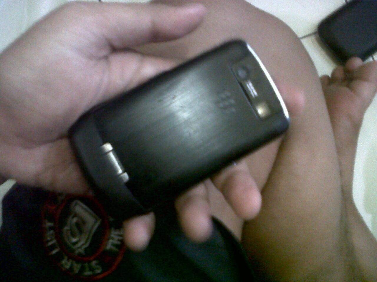 jual Blackberry (BB) javeline fullset black jakarta