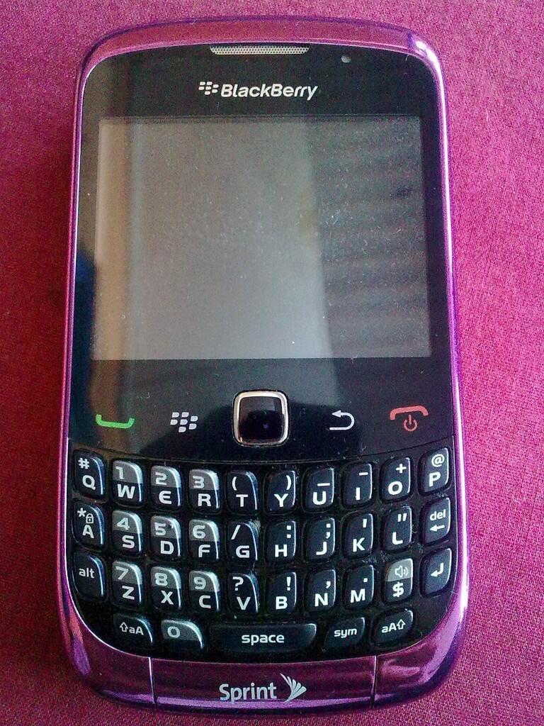 blackberry 9330 kepler cdma ex us