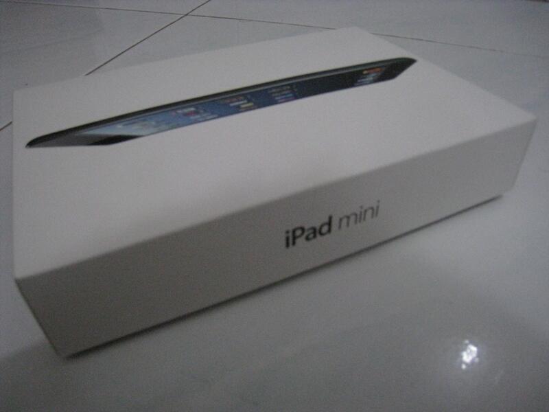 Ipad Mini 32Gb Wifi Black