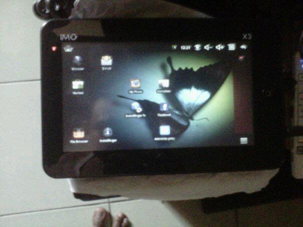 IMO Tab X3 Black Harga super edan murah sangat!!!!