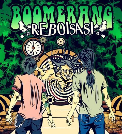 Chord Gitar Boomerang Di Sudut Kota: BOOMERANG-Embun Pagi (Official Music Video) New Album
