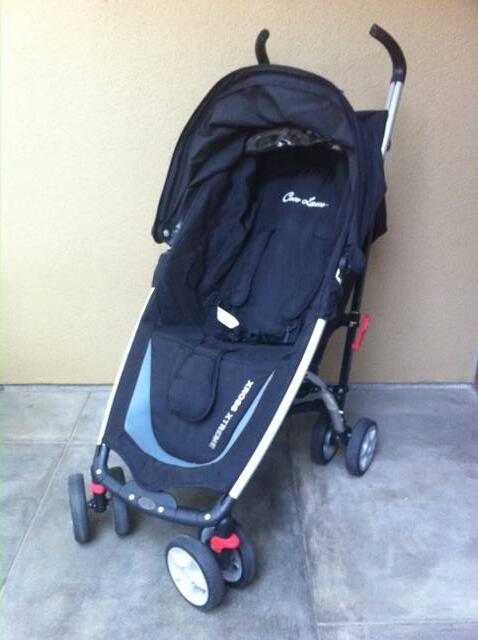 Jual Stroller Cocolatte Xross Xtreem second