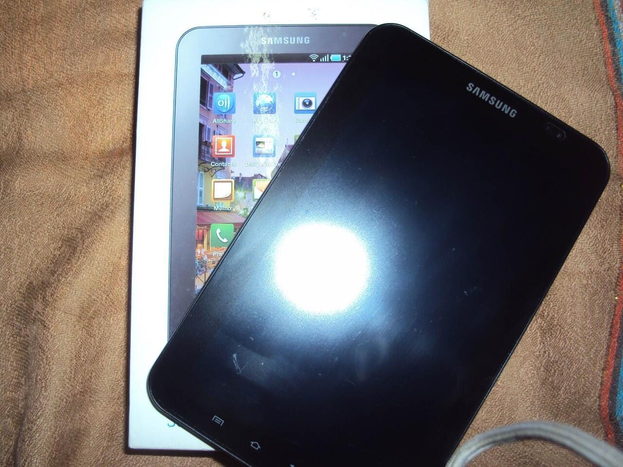 WTS Samsung Galaxy Tab 7.0 GT P1000