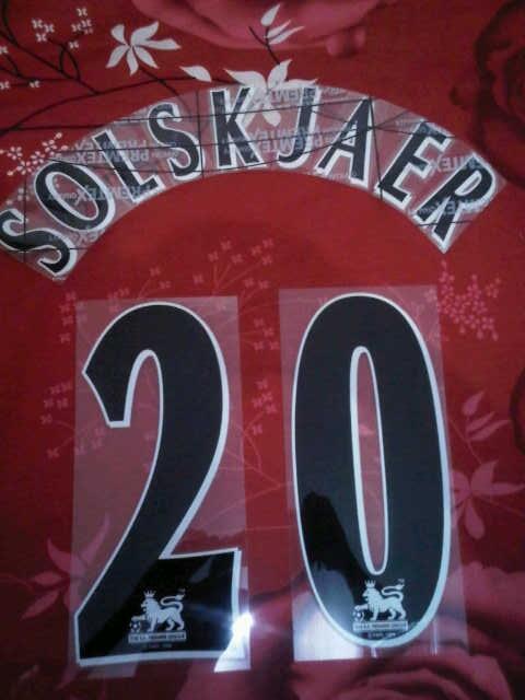 Original Nameset soccer Jersey (Always update)