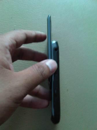 Blackberry Torch 9800 Black murmer Jogjakarta