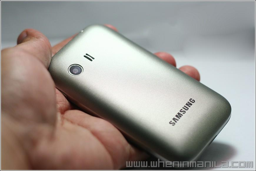 Samsung Galaxy Young S5360 White Murah Galaxy Young