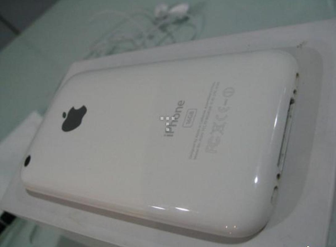 WTS Iphone 3G 16GB FU White Muluss Malang