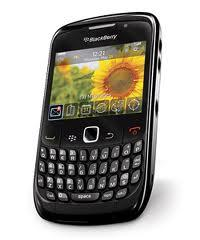 BlackBerry curve 8520 GSM Hitam
