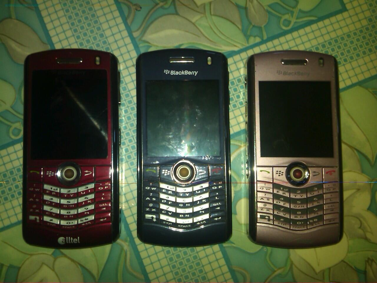 Blackberry Pearl CDMA 8130. 400ribu