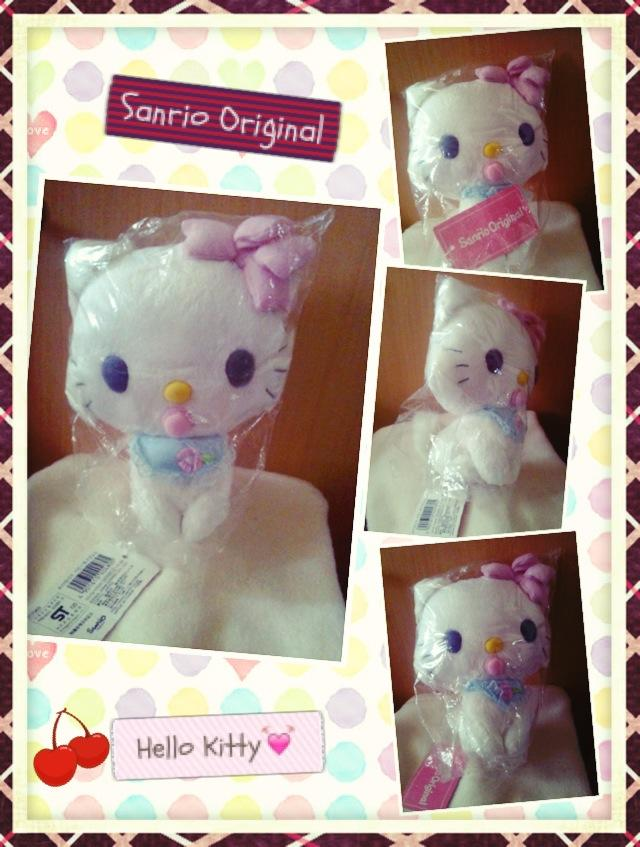 Original Sanrio Hello Kitty Doll