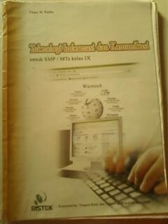 Buku TIK (Komputer) untuk kelas 9